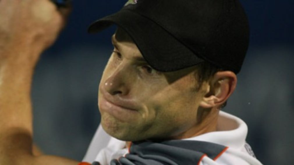The first big name withdrawal from this month's French Open is Andy Roddick