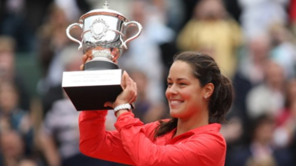 The newly installed world No.1 has her first Grand Slam title