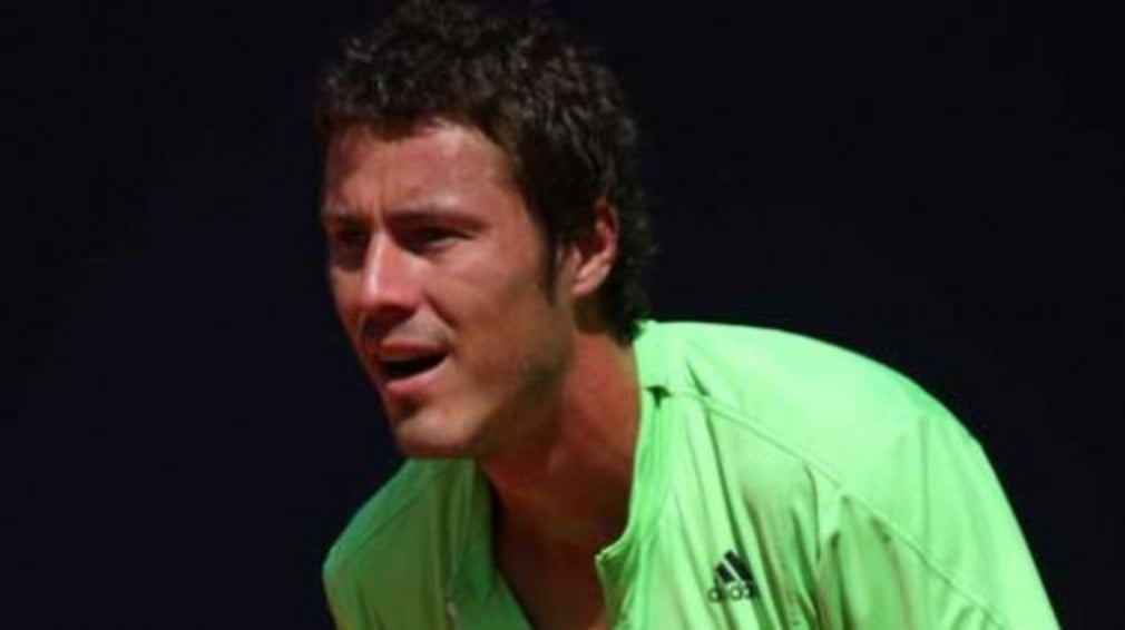 James Ward gave former world No.1 Safin a scare