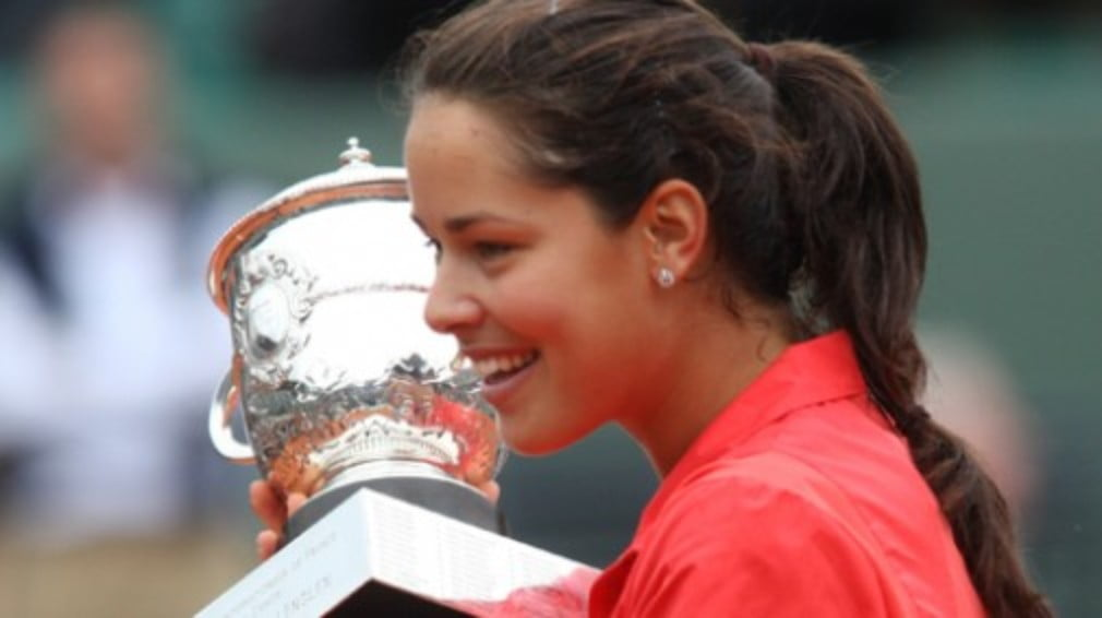 The new French Open champion won't be heading to the seaside as she takes an extra week off before Wimbledon