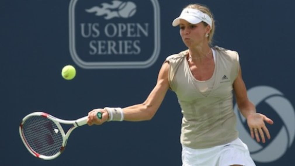 There were no upsets in Cincinnati or Washington on Monday as Maria Kirilenko and Tommy Haas both won.