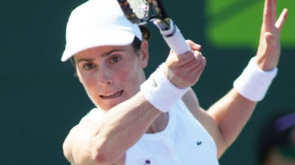 The Frenchwoman has shown no sign of bowing to the form-book in Ohio