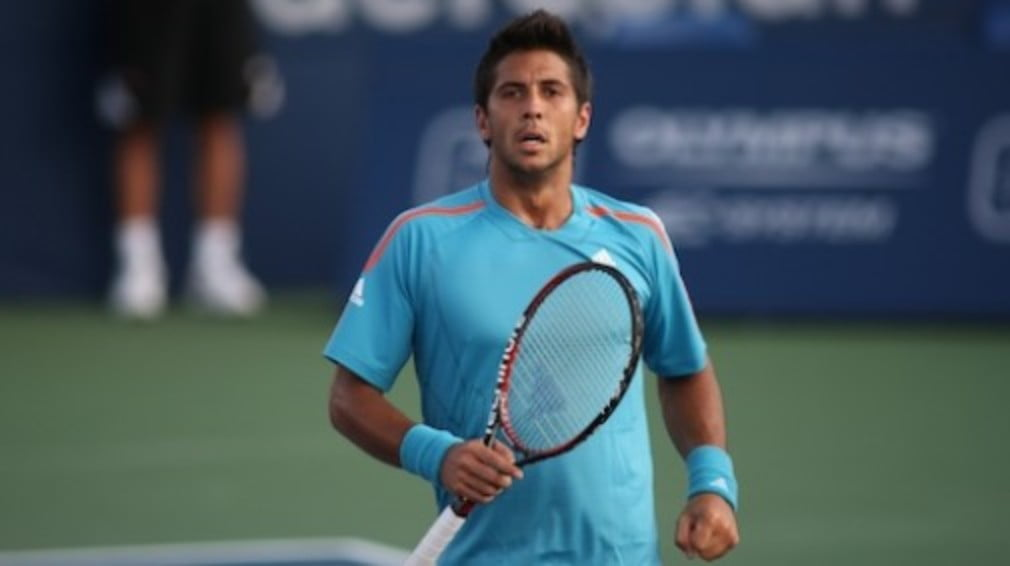 Top-seed Fernando Verdasco made a solid start to his Pilot Penn campaign in New Haven