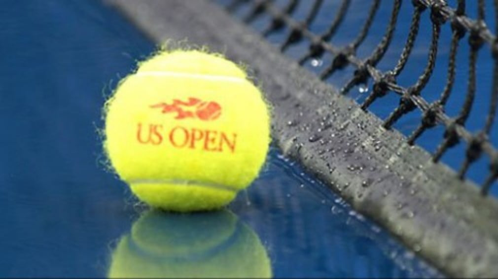 So much so that the USTA has released its contingency plan should the weather turn - incorporating Monday