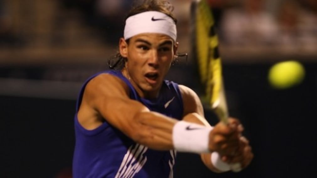 The Spaniard's stellar 2008 has earned him another gong - the Prince of Asturias prize for sport...