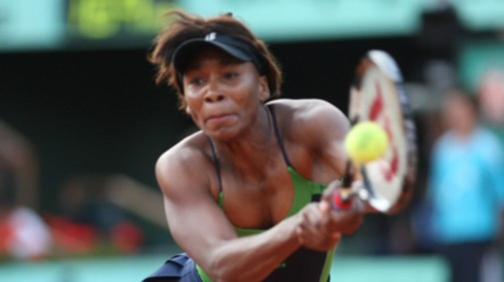 Venus has seen so many of her rivals hang up their rackets in recent years