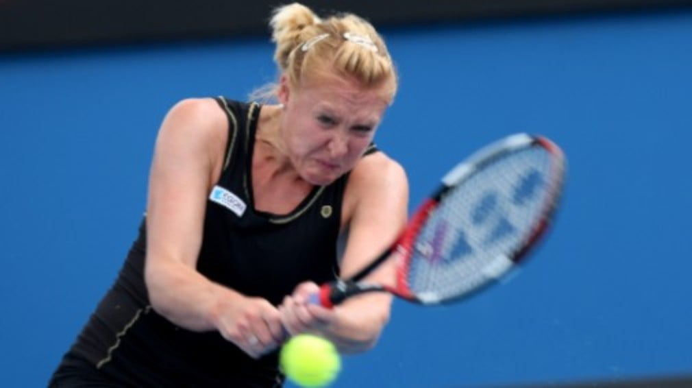 Wins from Anne Keothavong and Elena Baltacha earned Britain victory over Hungary in their opening Fed Cup tie of the week in Estonia on Wednesday.