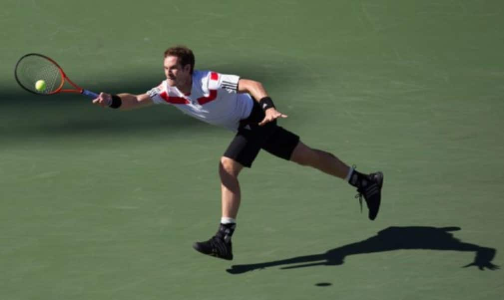 Five seeds fell on New Year's Day at the Qatar ExxonMobil Open. Andy Murray