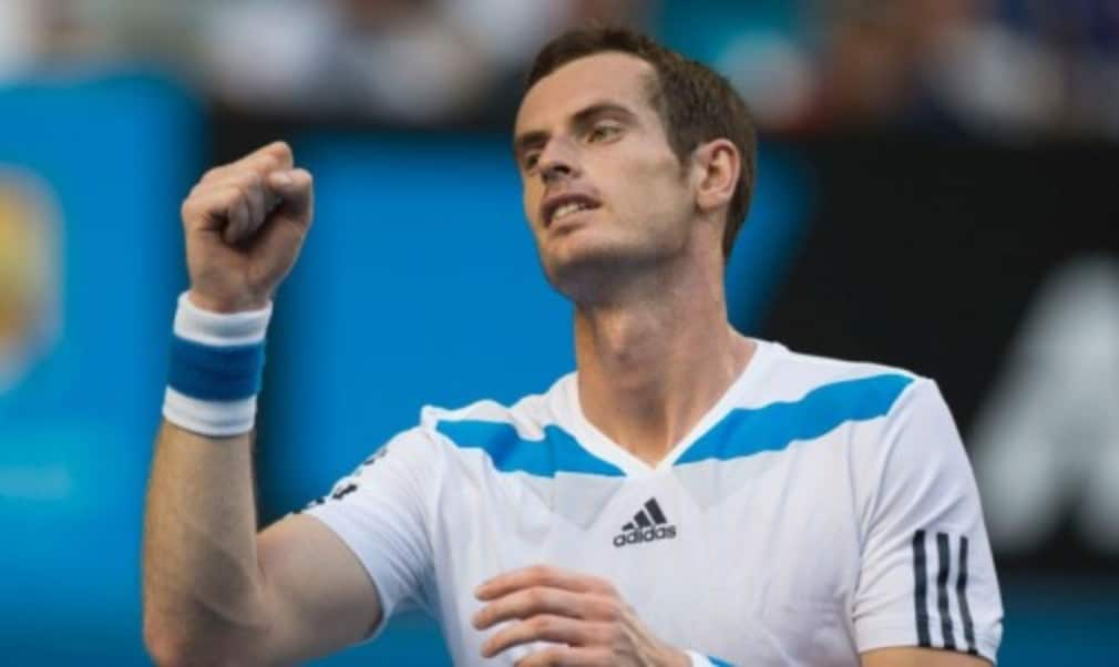 Andy Murray made light work of Feliciano Lopez as he booked his place in the fourth round of the Australian Open on Saturday
