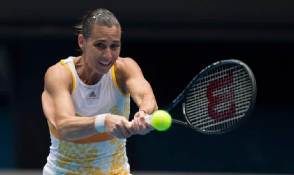 Flavia Pennetta is on the verge of breaking back into the Top 10 after the biggest title of her career at the BNP Paribas Open in Indian Wells