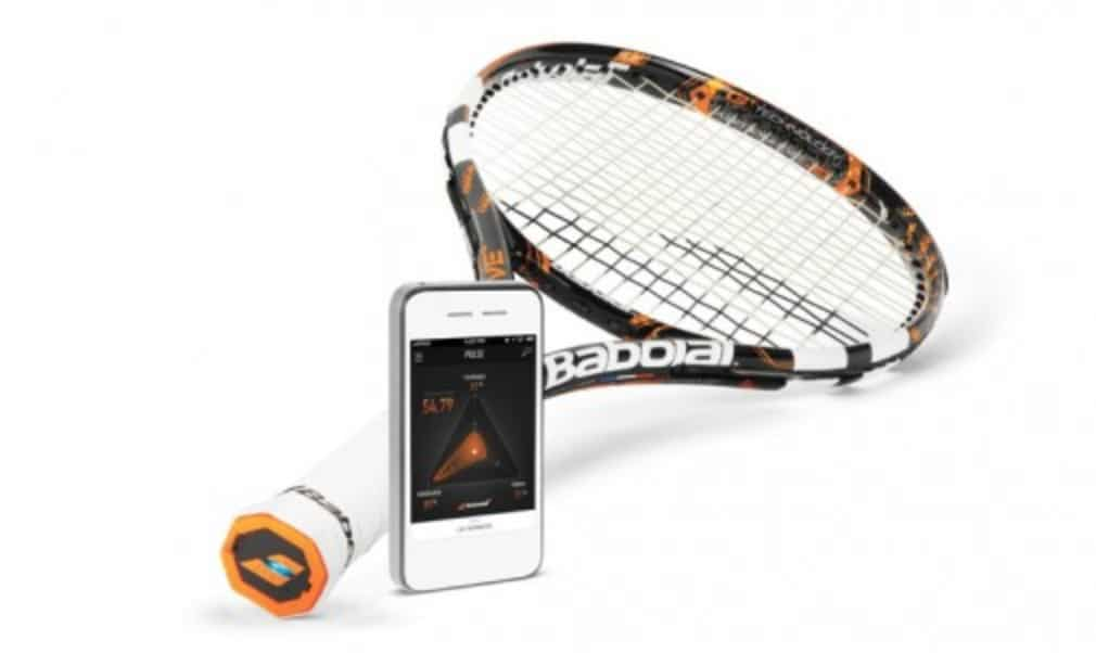 Fancy getting your hands on a Babolat Play racket before it hits the shops?