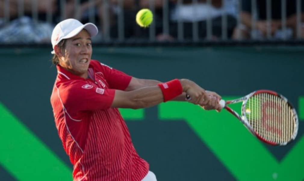 Roger Federer believes it is only a matter of time before Kei Nishikori breaks into the Top 10 after he was beaten by the 24-year-old in the Sony Open quarter-finals