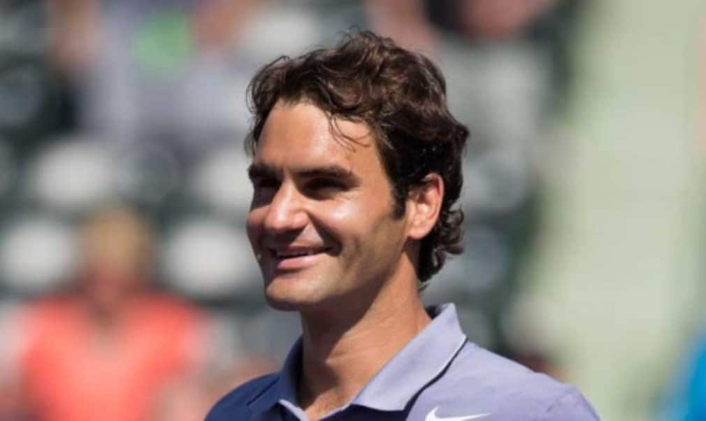 Roger FedererŠ—Ès record streak of 57 consecutive Grand Slams could come to an end after he hinted he could skip Roland Garros for the birth of his third child