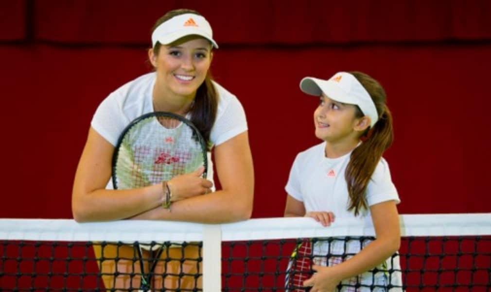 Laura Robson is hoping to discover Š—…tennis aces of the futureŠ—È during Virgin ActiveŠ—Ès newly-launched Active Aces programme