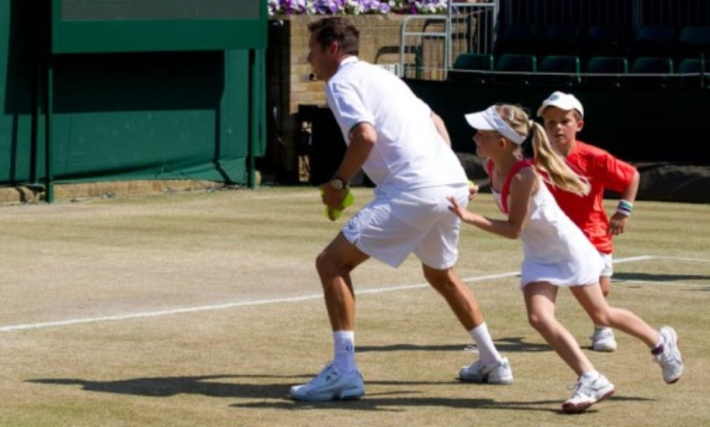 Former Lawn Tennis Association coach education director Anne Pankhurst believes coaches need to help parents play a more supportive role in raising young athletes