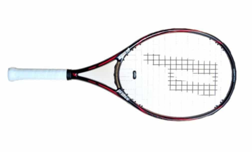 The Prince Premier 105 ESP comes under the microscope as part of our 2014 intermediate racket review series