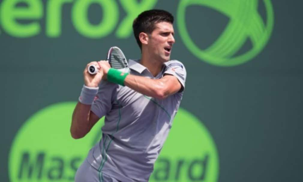 Novak Djokovic has donated all of his ŠäŒ549