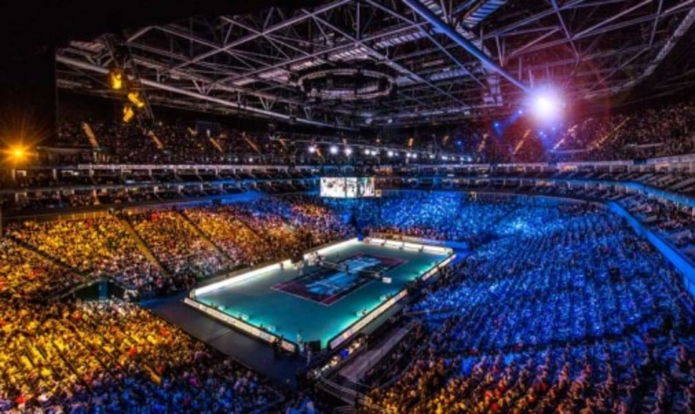 We've got two pairs of tickets for the 2014 Barclays ATP World Tour Finals at London's O2 Arena to give away