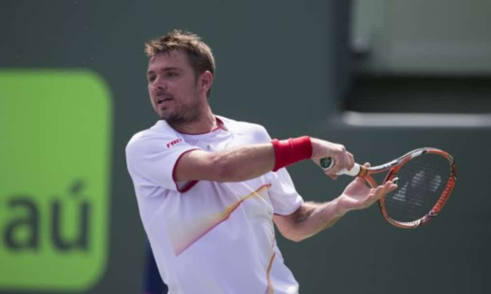 Stan Wawrinka says his victory at the Australian Open earlier this year has given him the confidence he can go all the way in the French Open as well
