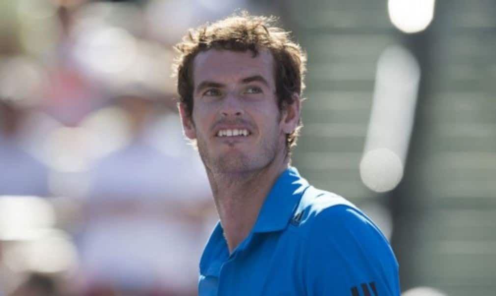Andy Murray recovered from a sloppy third set to beat Andrey Golubev 6-1 6-4 3-6 6-3 and advance to the second round of the French Open