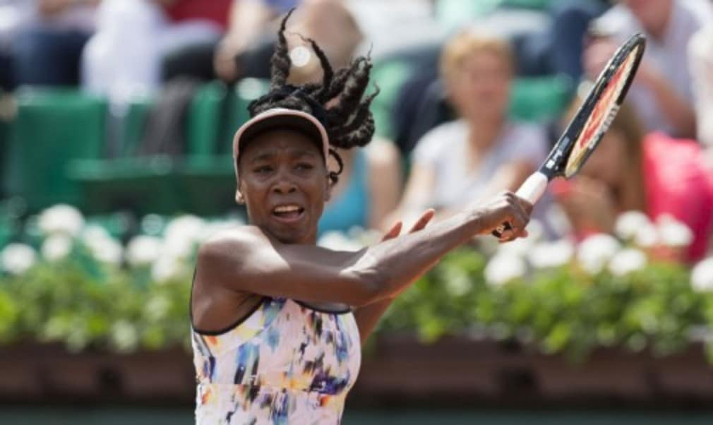 Garbine Muguruza caused a sensational upset in the second round of the French Open as she handed Serena Williams her heaviest ever defeat at a Grand Slam