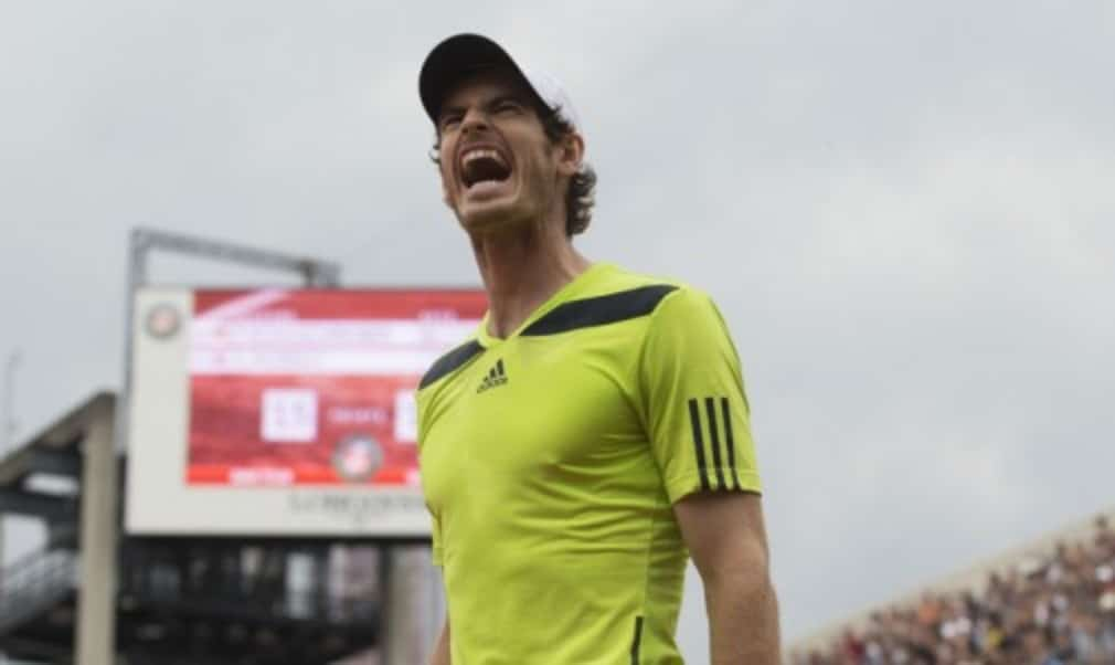 Andy Murray progressed to the quarter-finals of the French Open with a hard-fought 6-4 7-5 7-6(3) victory over a fired-up Fernando Verdasco