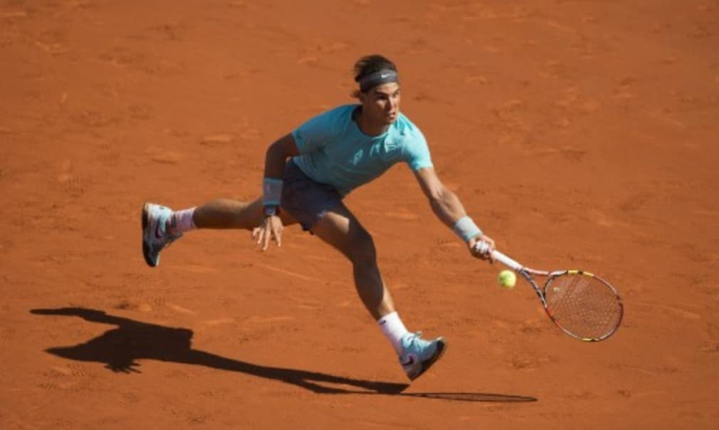 Rafael Nadal was in imperious form to crush Andy Murray 6-3 6-2 6-1 and set up a dream French Open final against Novak Djokovic