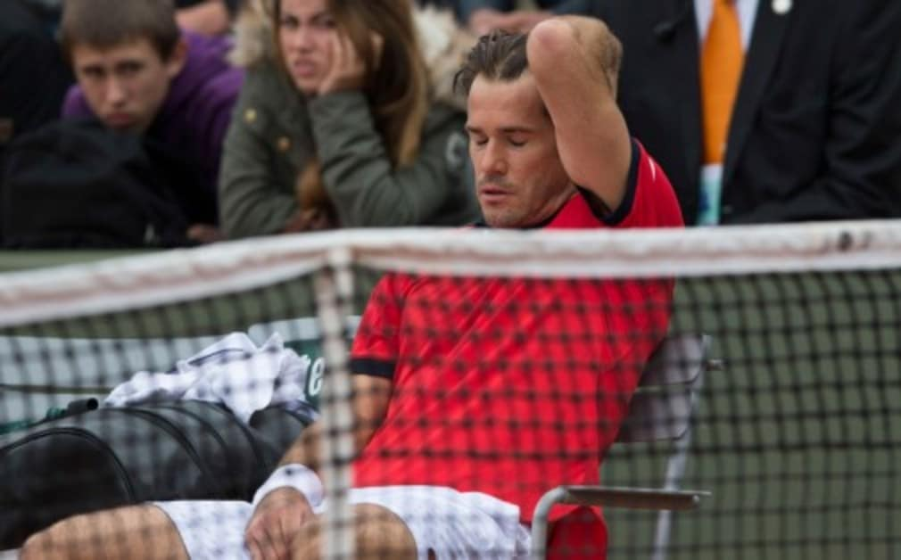 Tommy Haas insists he wants to retire on his own terms after deciding to undergo another surgery on his shoulder that will rule him out for the rest of the season