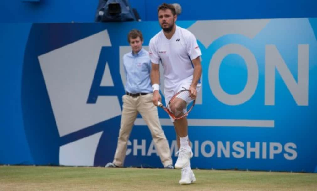 Stan Wawrinka insists it does not bother him that he is likely to be seeded as low as sixth for Wimbledon