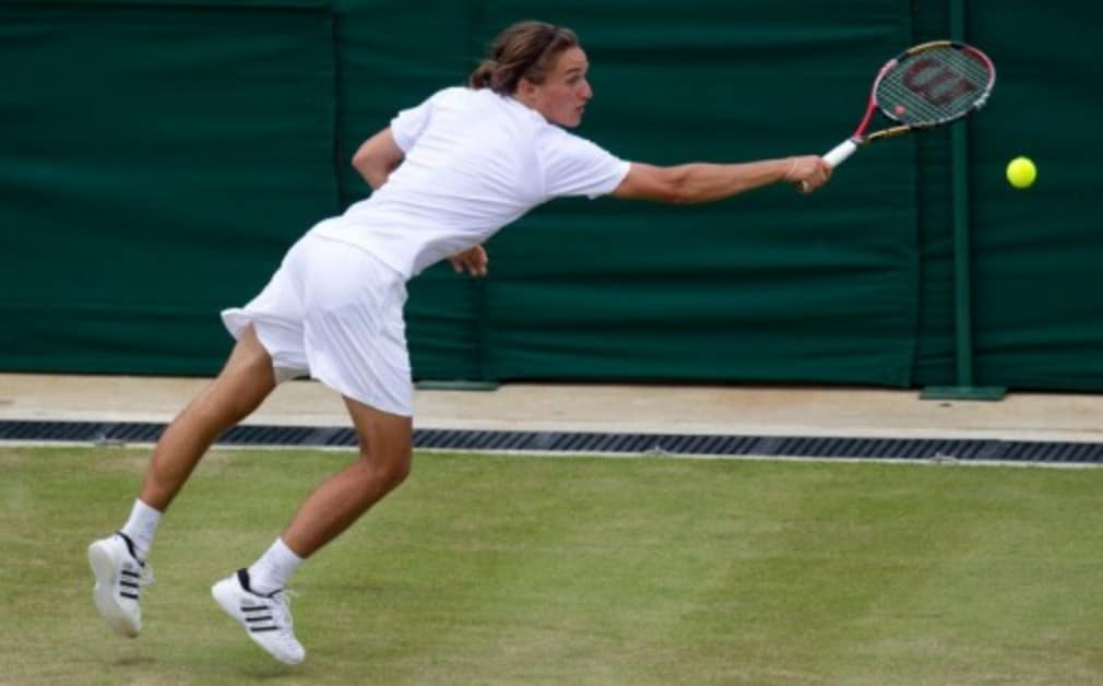 World No.19 Alexandr Dolgopolov shares his favourite Wimbledon memories in the first of our 'My Wimbledon' series