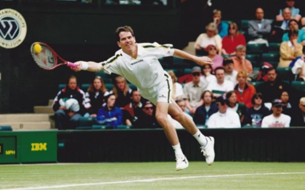 Former British No.1 and Wimbledon doubles quarter-finalist Chris Wilkinson
