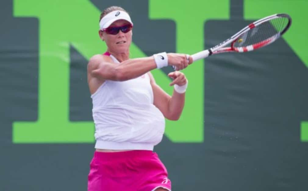 Sam Stosur has revealed the reasons behind her decision to split with coach Miles Maclagan just days before Wimbledon