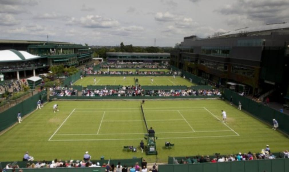 Historian and author of Wimbledon: The Official History