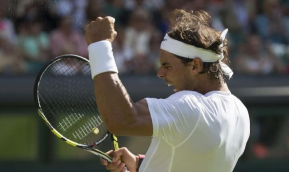 Nadal fights to avoid second Rosol upset