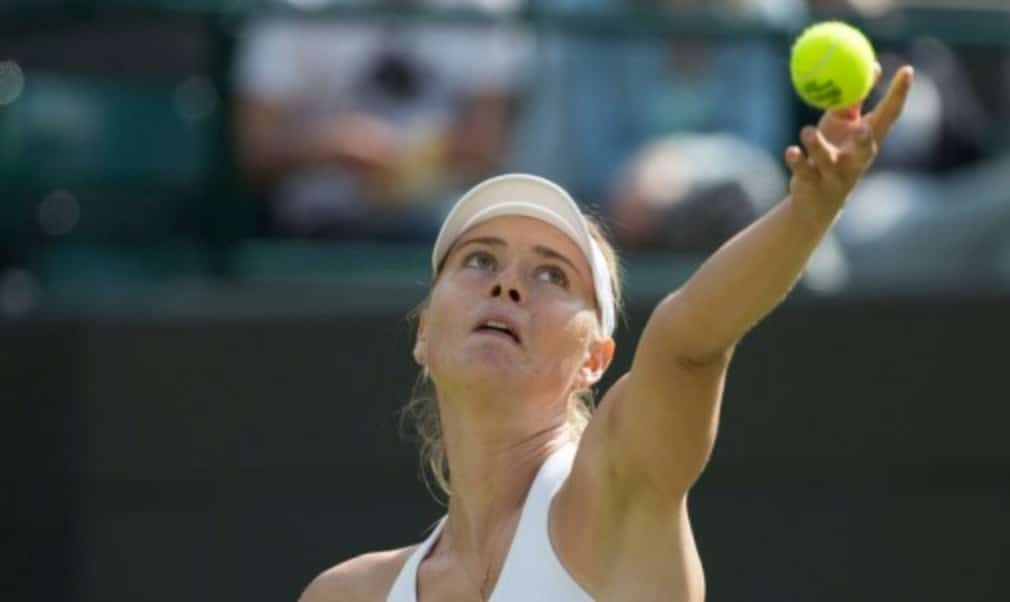 Maria Sharapova saw her path to a second Wimbledon title open up after top seed and five-time champion Serena Williams was beaten before the quarter-finals for a second successive year