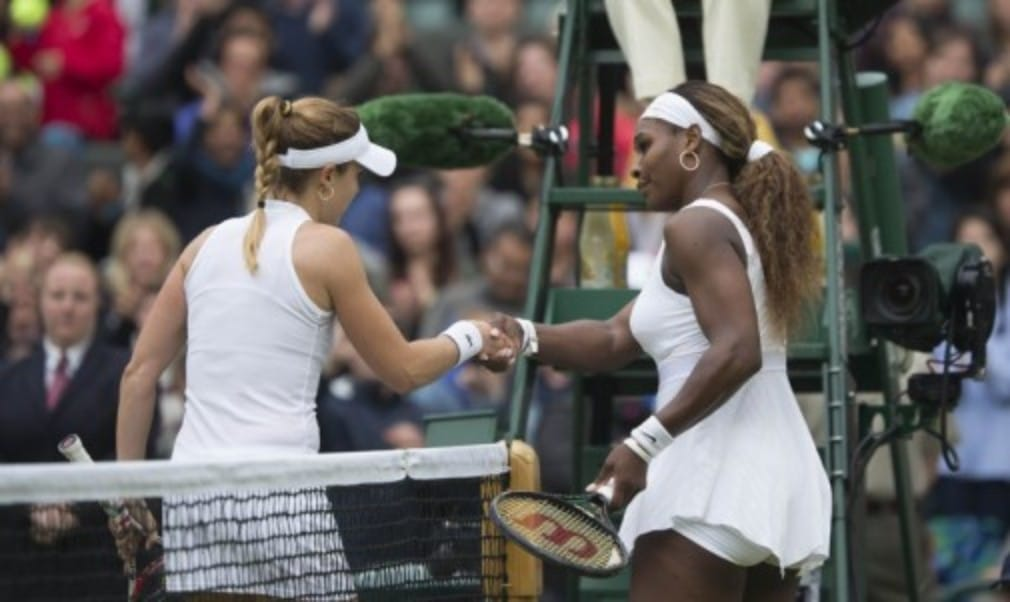 Serena WilliamsŠ—È shock third-round Wimbledon defeat to Alize Cornet raised plenty of questions
