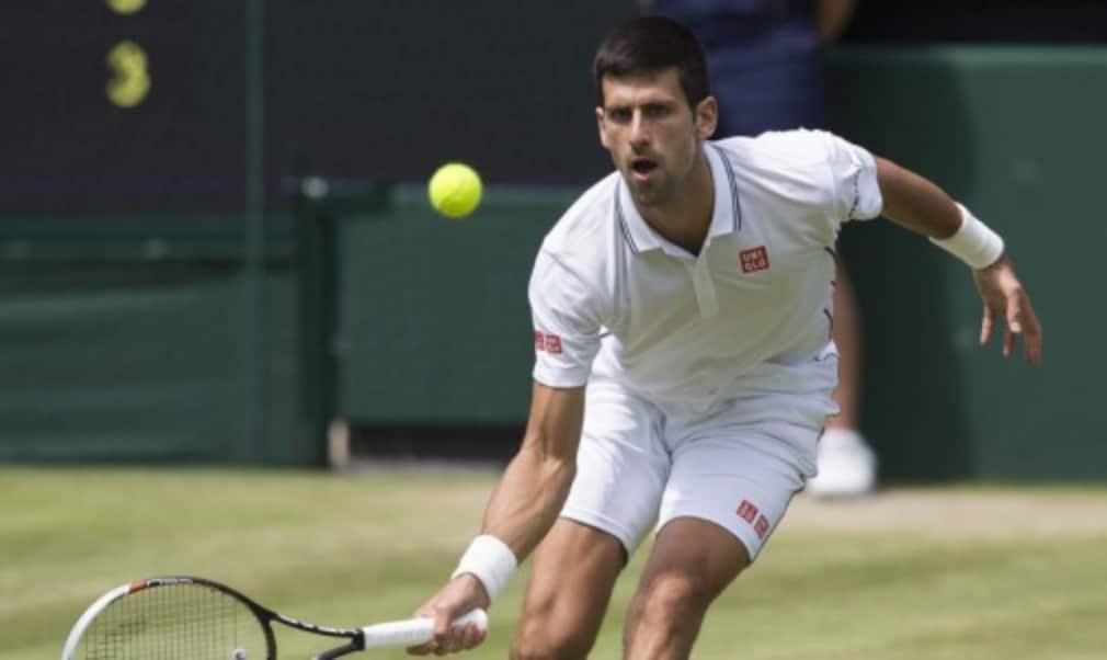 Novak Djokovic believes his quarter-final opponent Marin Cilic is finally fulfilling his potential under the guidance of 2001 Wimbledon champion Goran Ivanisevic