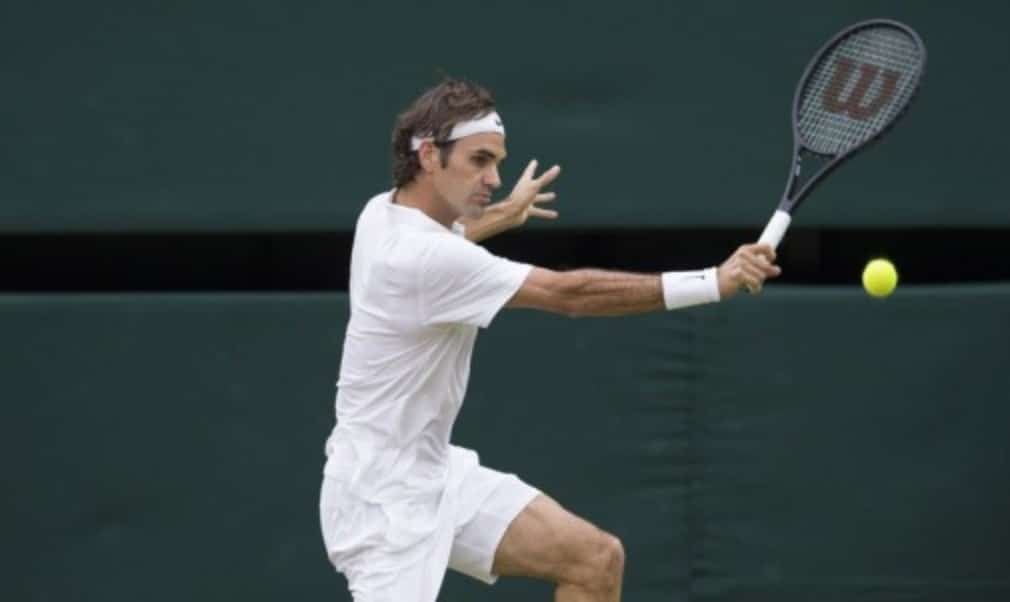 Roger FedererŠ—Ès first Grand Slam win at Wimbledon 2003 was the start of something special