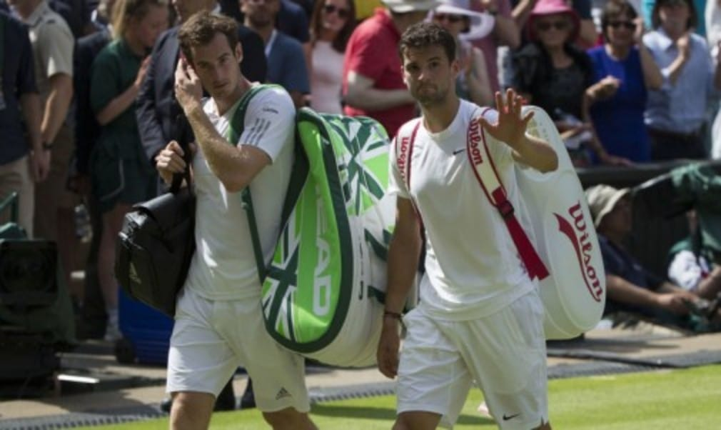 Wimbledon may have been a breakthrough tournament for a number of the younger generation