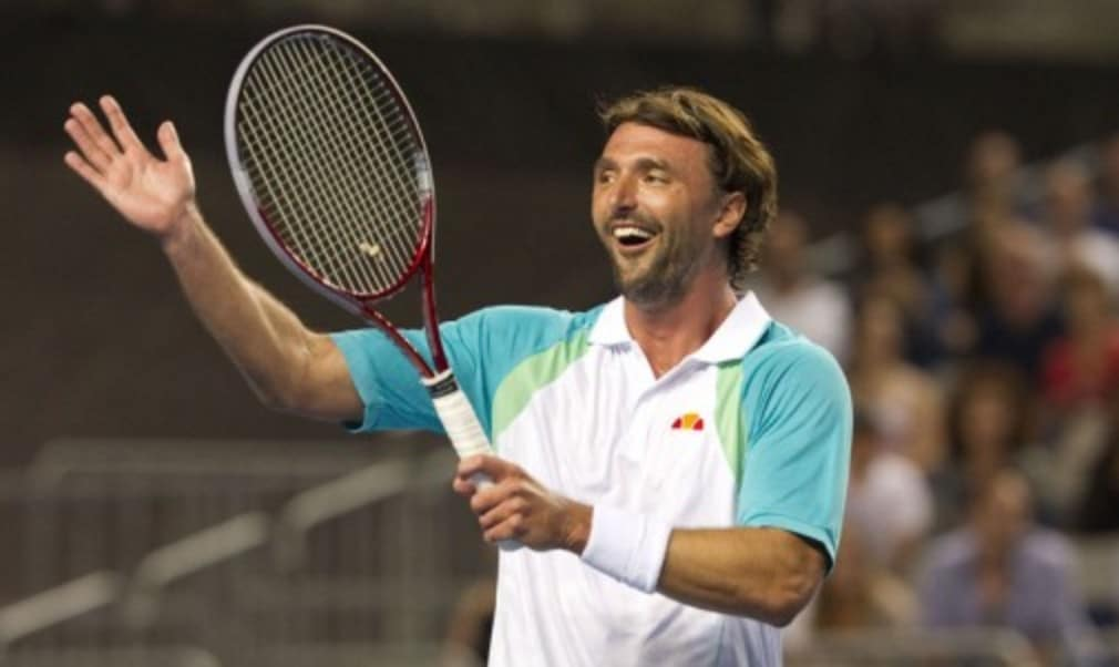 Fancy winning the chance to be coached for a week by Goran Ivanisevic?