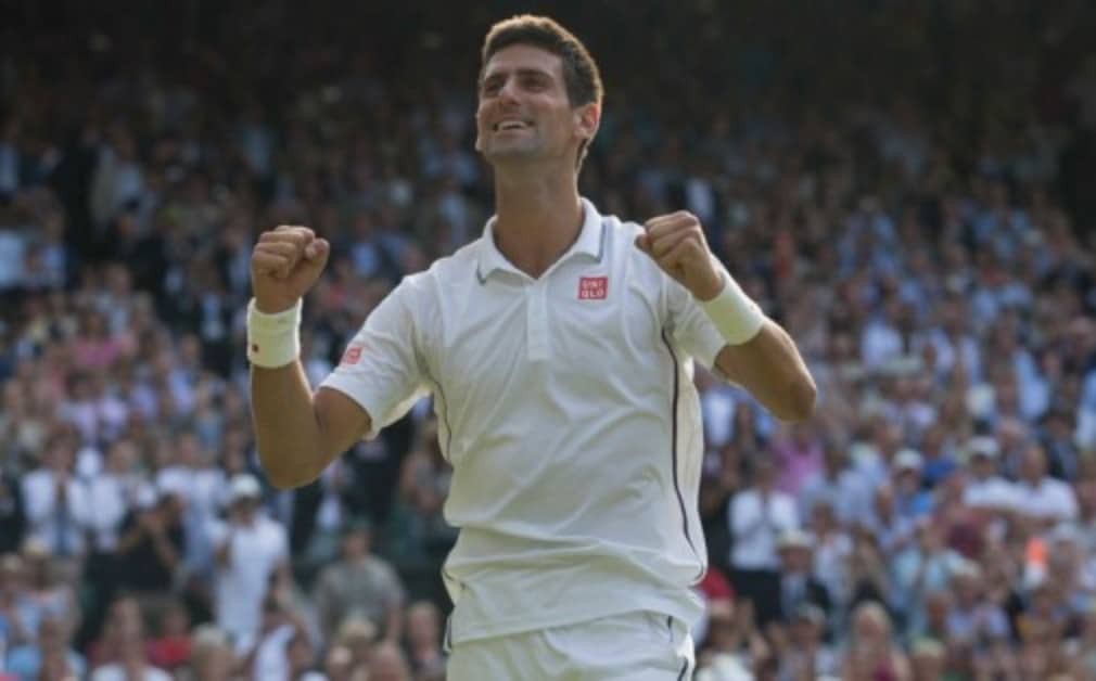 "Novak Djokovic says it was ""crucial"" that he won Wimbledon to banish growing doubts over his Grand Slam credentials"