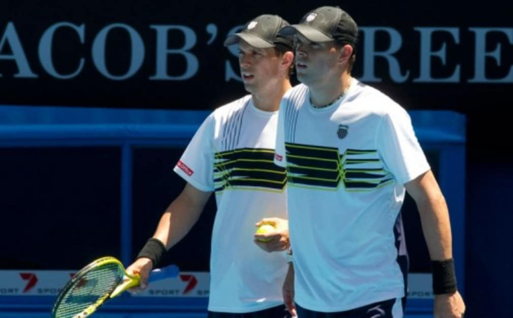 Bob and Mike Bryan admit their Wimbledon doubles final defeat to unheralded duo Jack Sock and Vasek Pospisil did sting