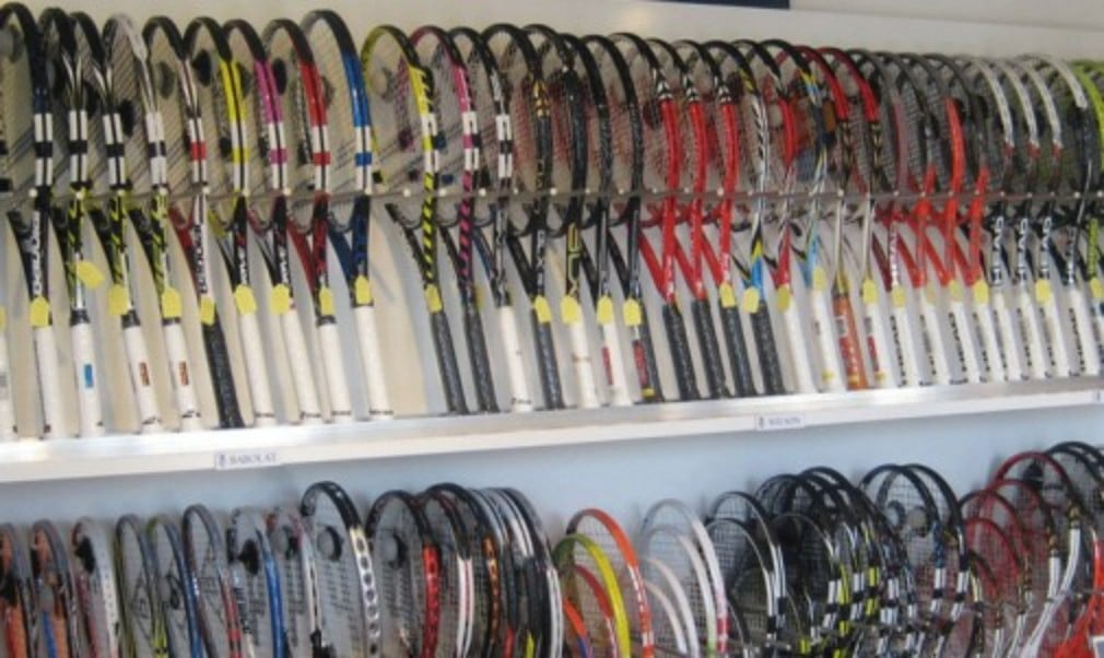With so many rackets to choose from
