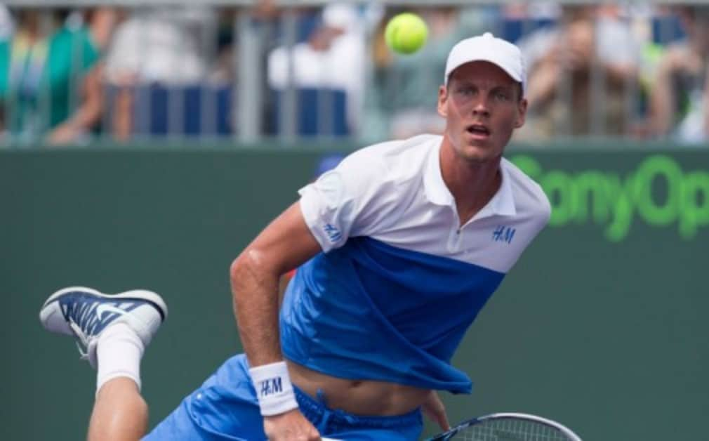 World No.5 Tomas Berdych will be the top seed at the Citi Open after accepting a wildcard for the Washington tournament