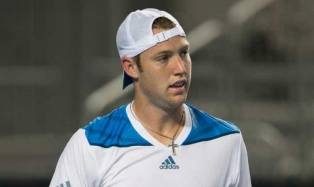 Jack Sock hopes his recent run of form will continue long enough to secure a central role in the US Davis Cup teamŠ—Ès bid to stay in the World Group