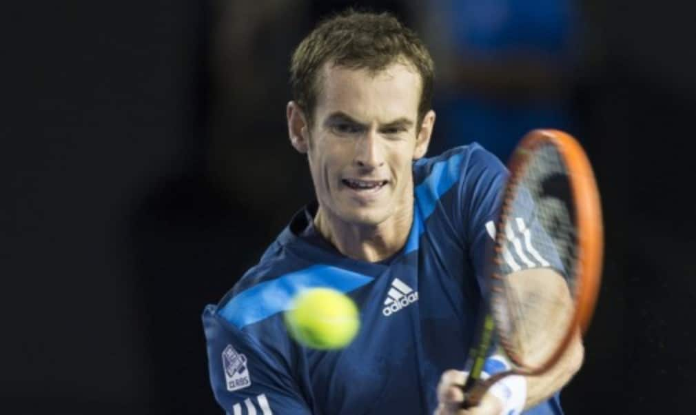 Andy Murray returned to action in style at the Rogers Cup and said he would relish a potential last-eight showdown with Novak Djokovic