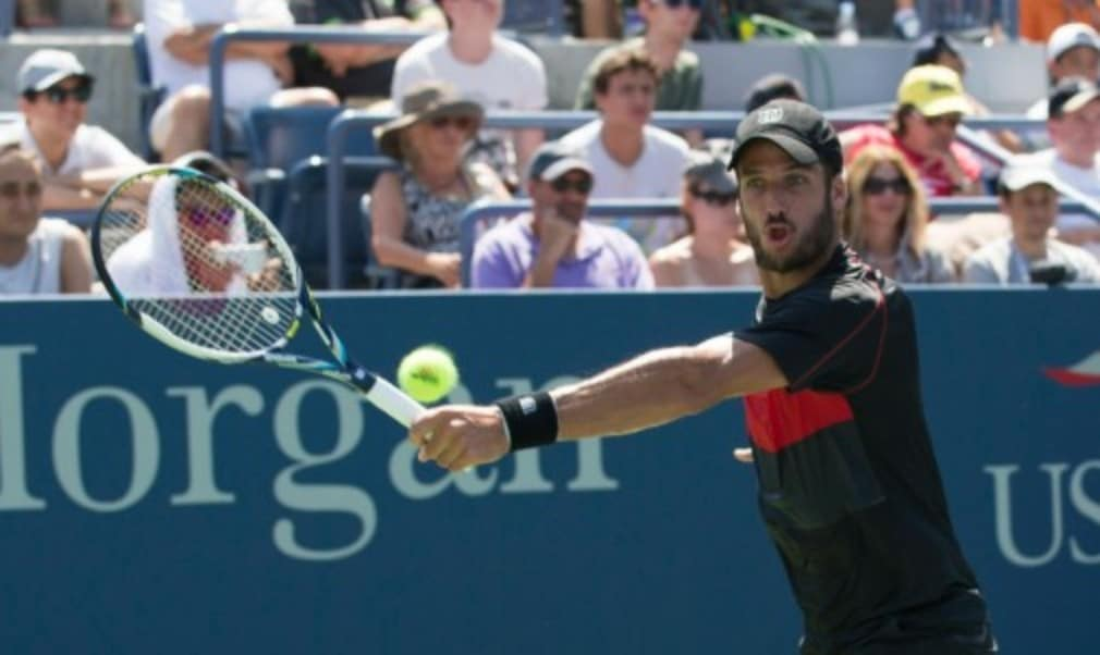 On a steamy Grandstand court on Wednesday