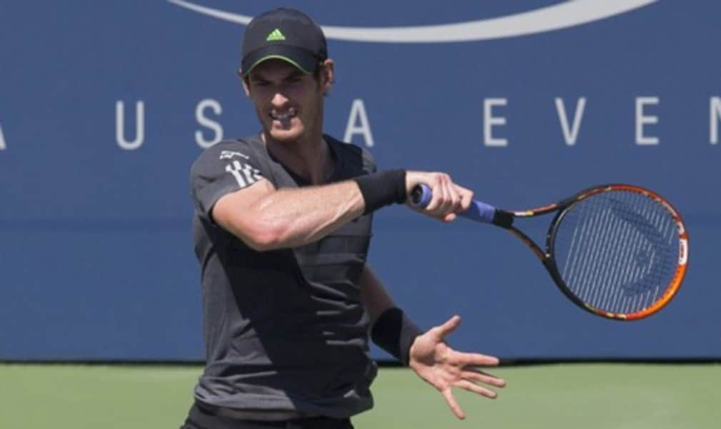 Andy Murray faces Jo-Wilfried Tsonga with the likely prize of a quarter-final showdown with top seed Novak Djokovic for the winner as Serena Williams faces unseeded Kaia Kanepi