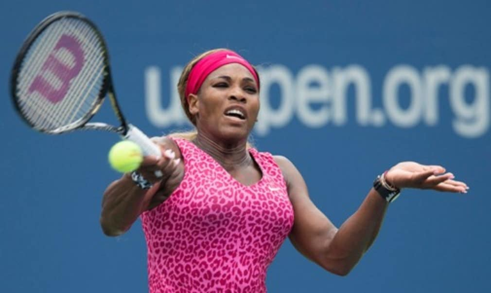 On Friday Serena Williams will attempt to add another record to her glittering list of honours at the US Open