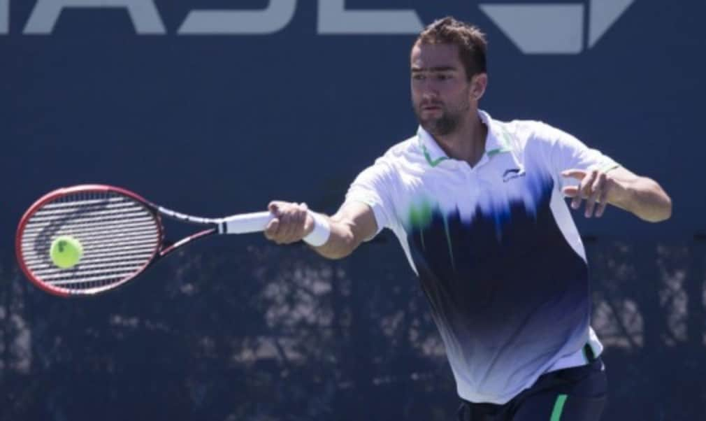 Marin Cilic will face Kei Nishikori in Monday's US Open final after stunning Roger Federer and Novak Djokovic in the semi-finals